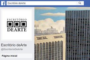 deArte no Facebook